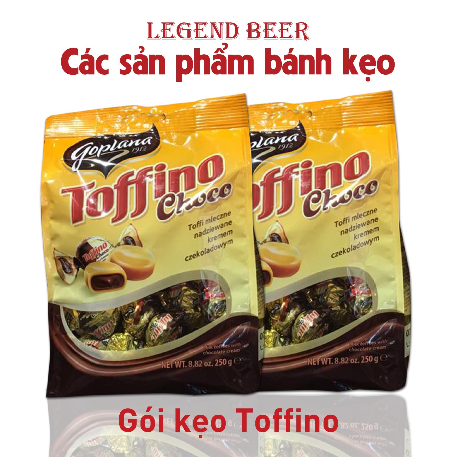 Gói kẹo Toffino