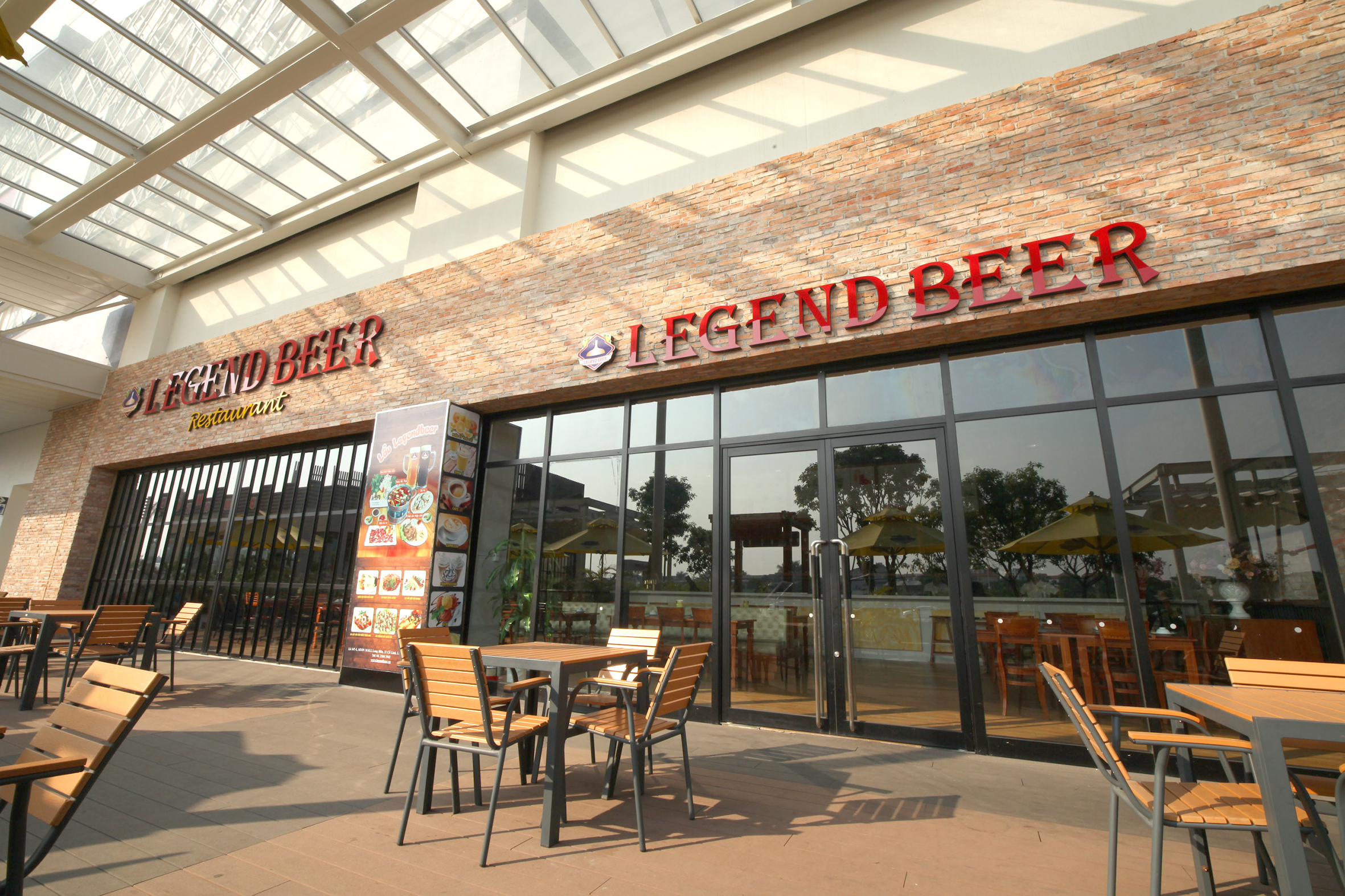Legend Beer restaurant